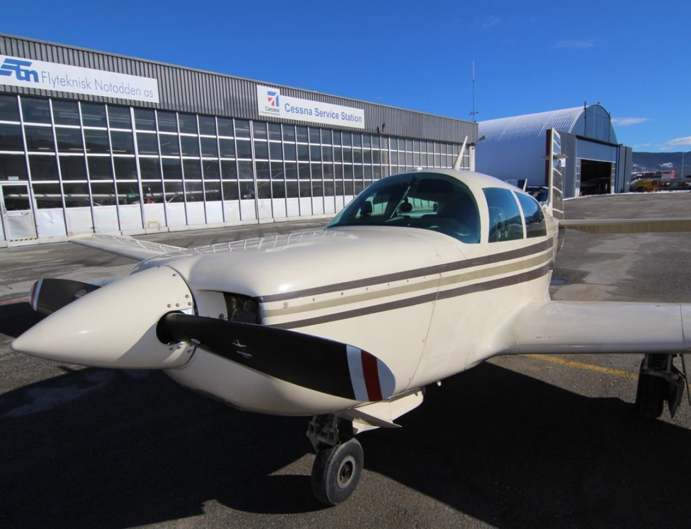 Mooney M 20 LN-ACR