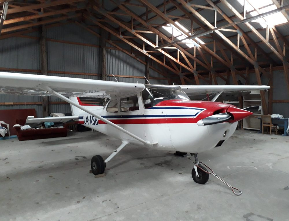 Cessna F172M