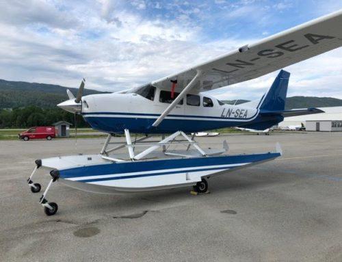 Cessna T206H Amphib