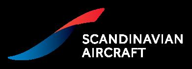 Scandinavian Aircraft Logo