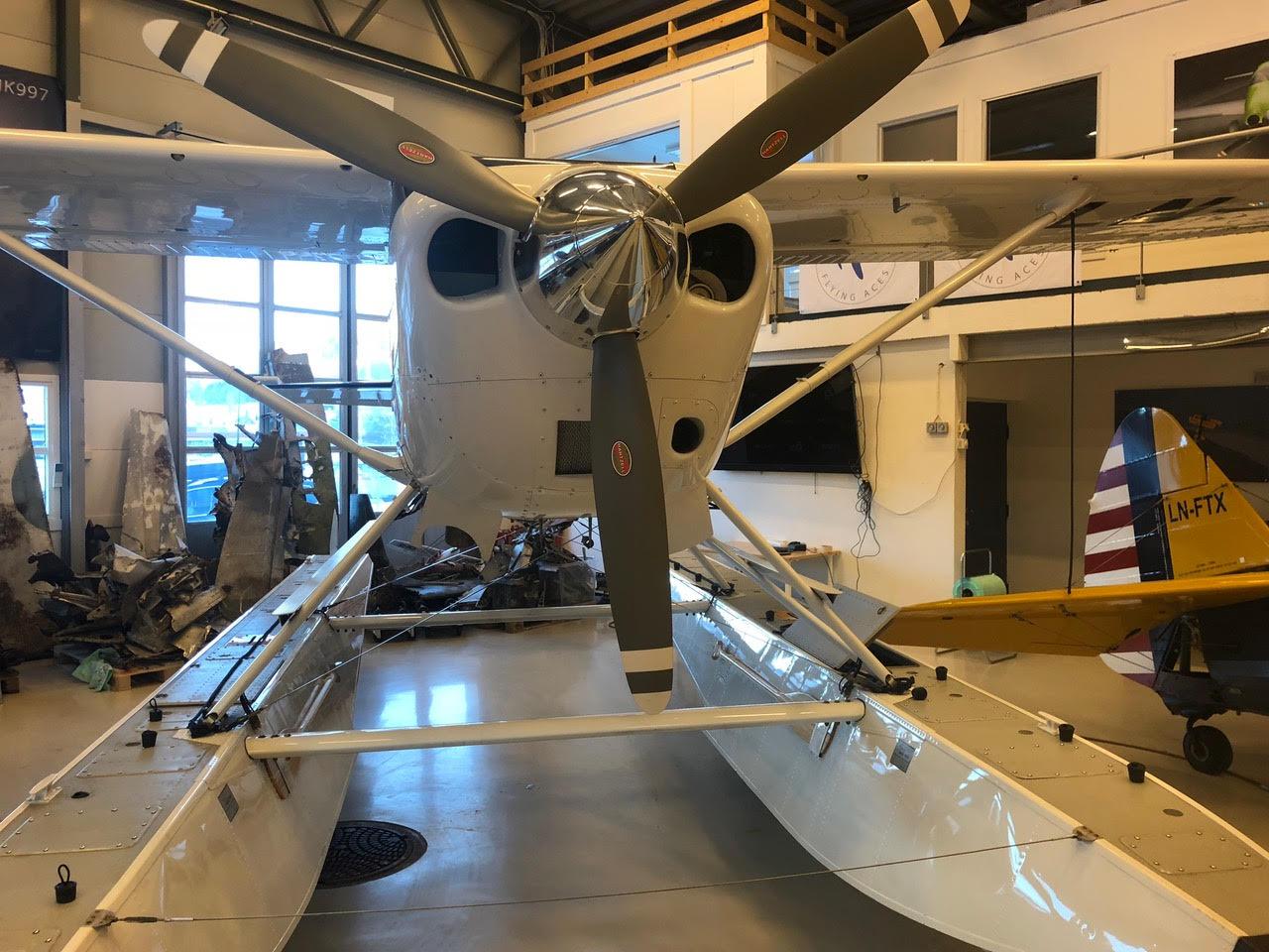Cessna T206H Amphib – Scandinavian Aircraft
